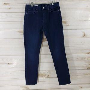 Gap 1969 High Rise Skinny Jean